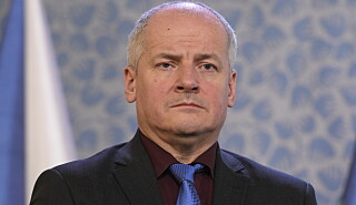 Image: Helseminister sparkes etter pubtur