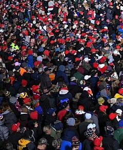 Image: Smitterekord for andre dag på rad i USA