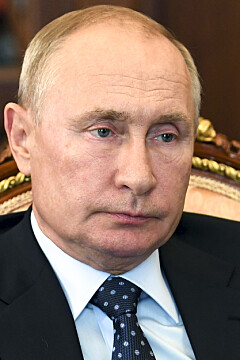 Image: Putin avviser Trumps Biden-anklager