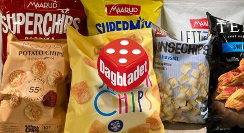 Image: Test: Sunn chips overrasker