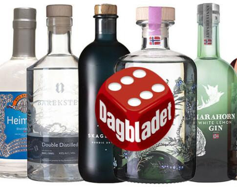 Image: Norsk gin: - Fantastisk kvalitet