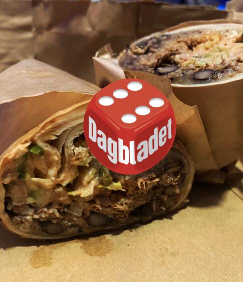 Image: Oslos beste burrito: - En fest