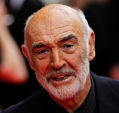 Image: Sean Connery er død
