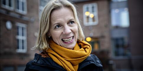Image: NRK-sketsj skapte skolebaluba