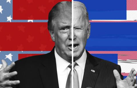 Image: Presidentvalget: Kjøp disse aksjene nå