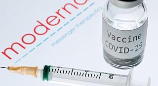 Image: Åpner for tidlig vaksine-godkjenning