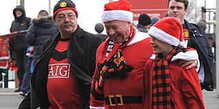 Image: Kan bli julefotball i Norge