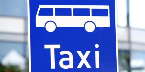 Image: Taxiselskap nekter festkjøring