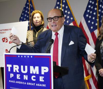 Image: Internt bråk i Trumps «elitestyrke»