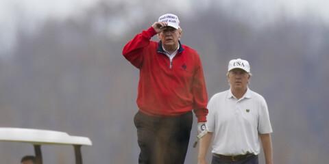 Image: Trumps revolusjon stanser nå