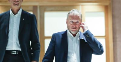 Image: Johansen advarer