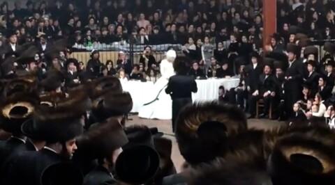 Image: Bryllupsbilder fra New York sjokkerer