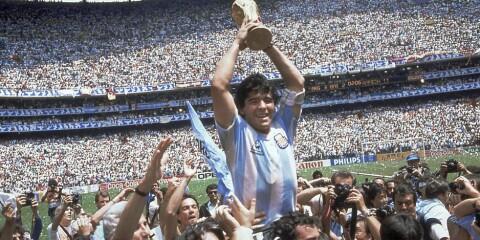 Image: Diego Maradona er død