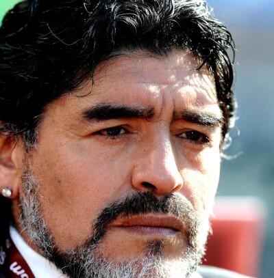 Image: Maradonas siste minutter