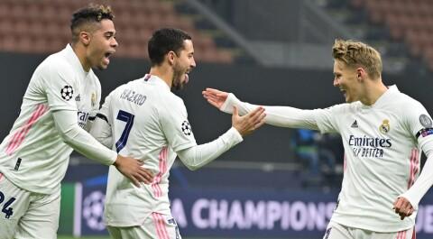 Image: Ødegaard får skryt etter Champions League-debut