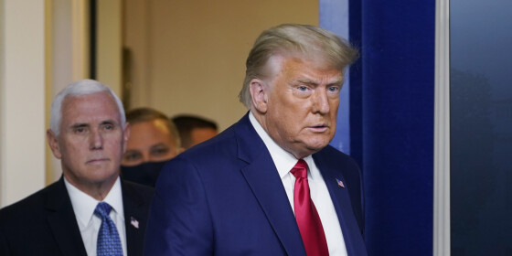 Image: - Trumps pinlige sirkus fortsetter