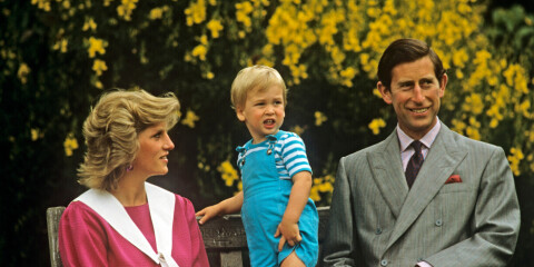 Image: Briter får ikke spille William