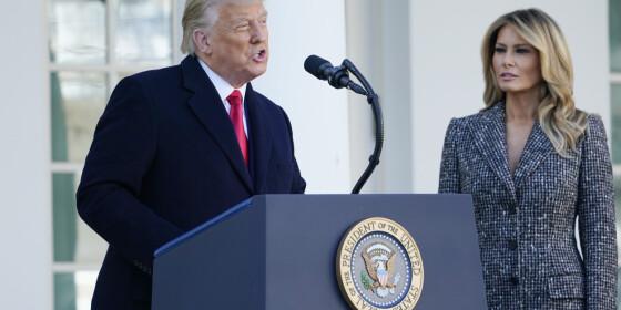 Image: Trumps «hemmelige» krav