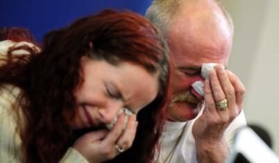 Image: Løslatelsen vekker reaksjoner