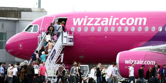 Image: Skamløs grønnvasking fra Wizz Air