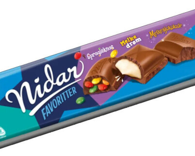 Image: Trekker tilbake sjokolade