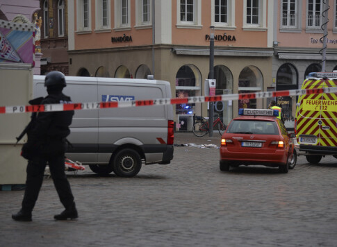 Image: Flere døde etter påkjørsel i tysk by