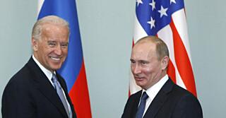 Image: Biden til Putin: «Du har ingen sjel»