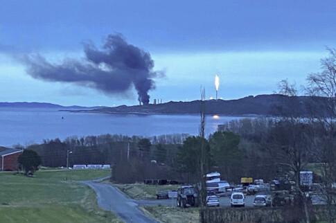 Image: Frykter katastrofe etter ny Equinor-brann