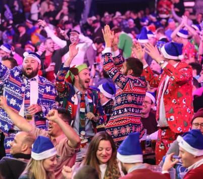 Image: Reagerer på publikumsfest