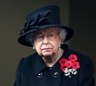 Image: Dronningens hund døde