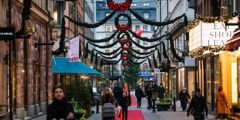 Image: Advarer mot julebølge