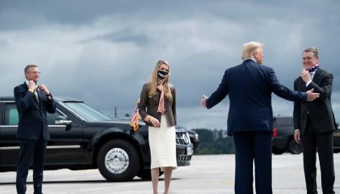 Image: Frykter at Trump koster dem valget