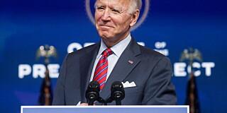 Image: Bare 27 republikanere anerkjenner Biden
