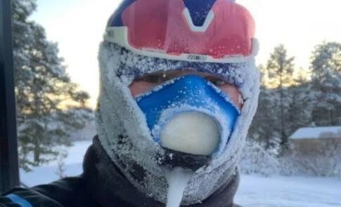 Image: Finsk grep skremmer: - Livredd