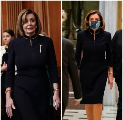 Image: Avslører kjolestikk mot Trump
