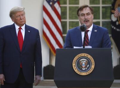 Image: Trumps møte med putemillionær vekker oppsikt