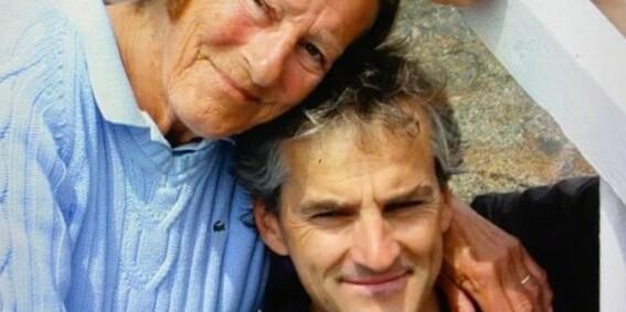Image: Jonas Gahr Støres mor er død