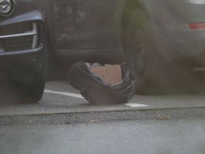Image: Forsvaret skyter mot antatt bilbombe