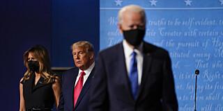 Image: Til angrep på Trumps omstridte arv