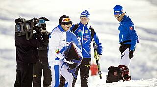 Image: Skiprofil død - minnes i NM