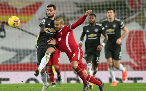 Image: Poengdeling da Manchester United sløste med sjansene