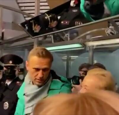 Image: Pågrepet i Russland