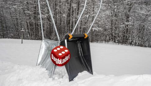 Image: Test: - Mye snøskuffe for pengene!