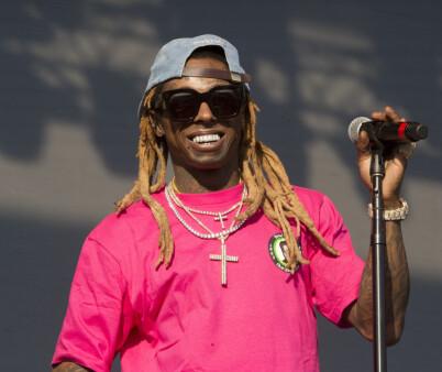 Image: - Planer om å benåde Lil Wayne