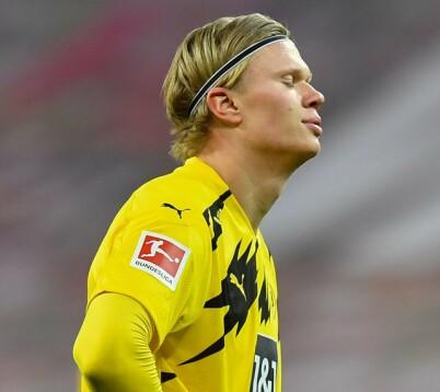 Image: Florian (17) senket Haaland og Dortmund