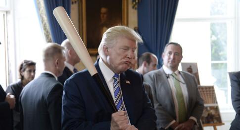 Image: Trump har diskutert å starte nytt parti