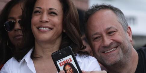 Image: Slik møtte hun ektemannen