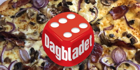 Image: Hellstrøm-pizza: - Klar vinner