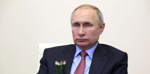 Image: Slik reagerer Russland