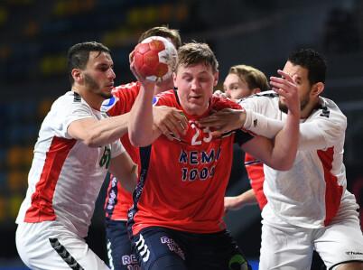 Image: Seier - slik sikrer Norge kvartfinale